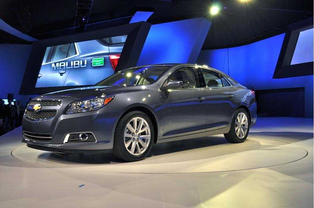 2013 Chevrolet Malibu Eco Priced From $25,995