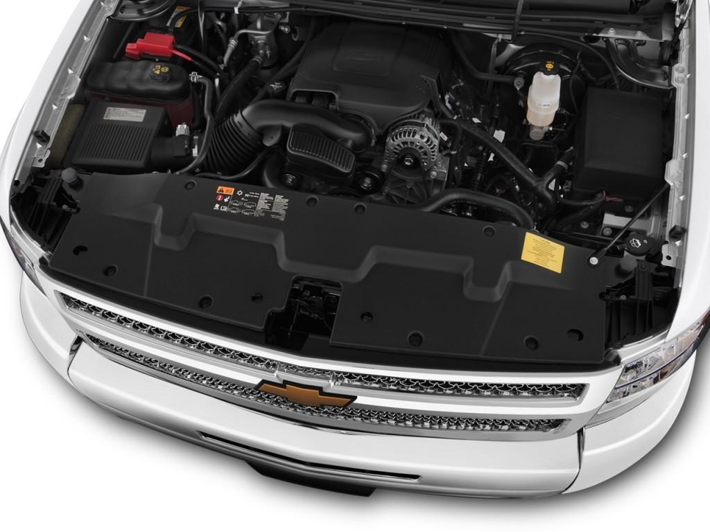 """Image: 2013 Chevrolet Silverado 1500 2WD Ext Cab 143.5"""" LT ..."""