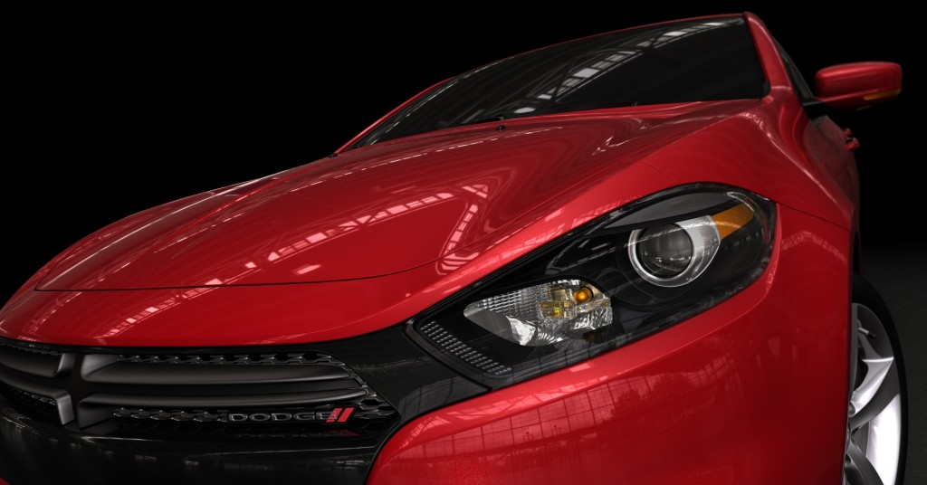 2013 Dodge Dart: New Sedan, Old Name To Debut At Detroit Auto Show