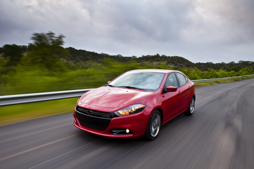 2013 Dodge Dart SXT Special Edition wIth the Ralley Appearance Group