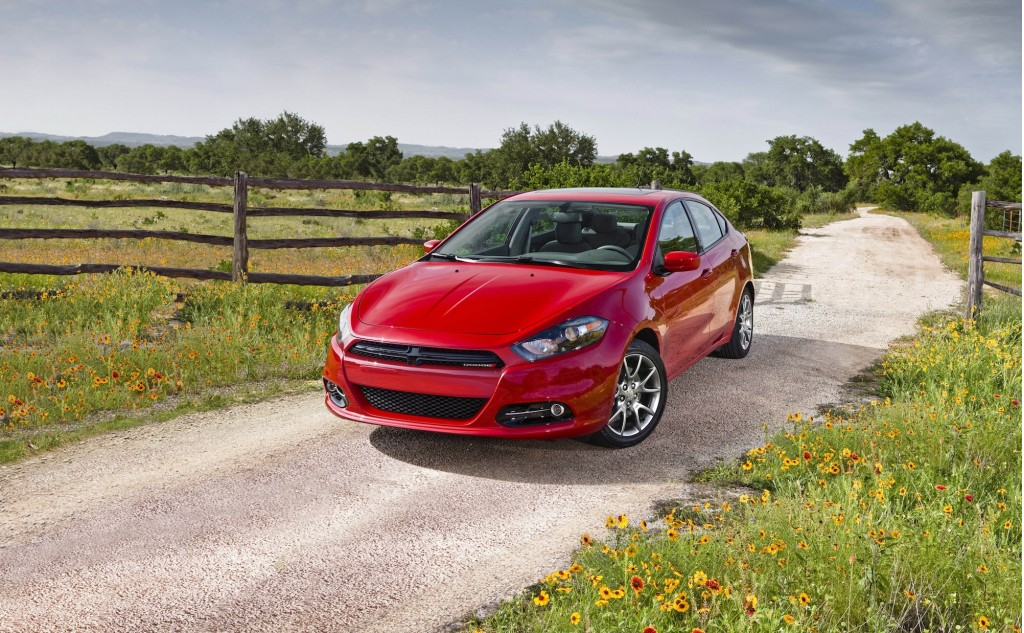 2013 Dodge Dart SXT Special Edition