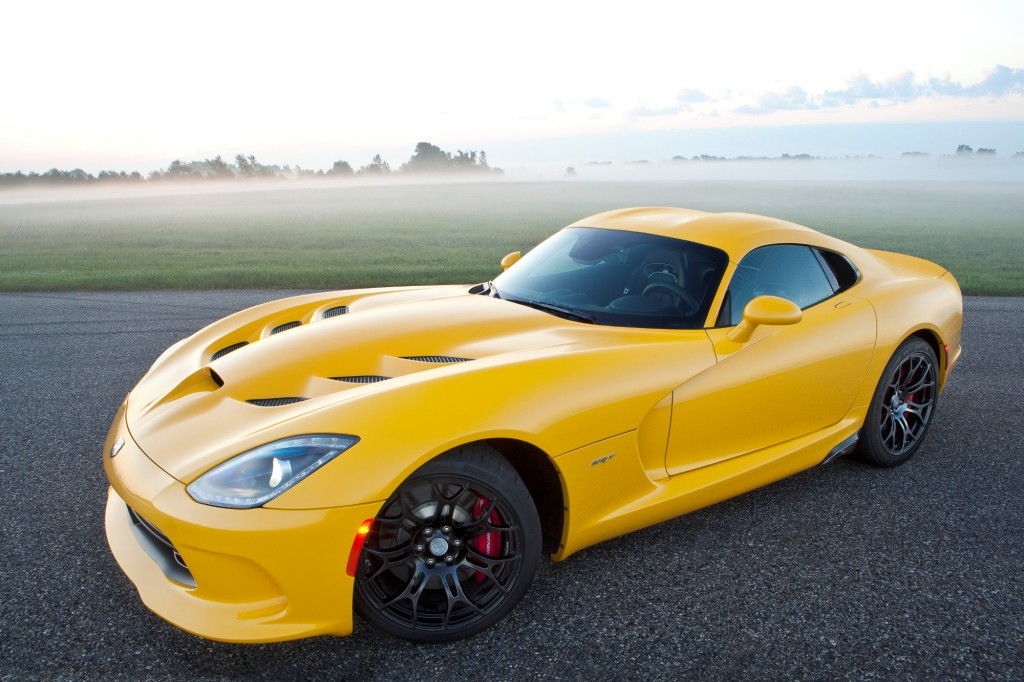 SRT Viper Priced, City Workers Dodge Tickets, Chevy Volt Math: Car News Headlines