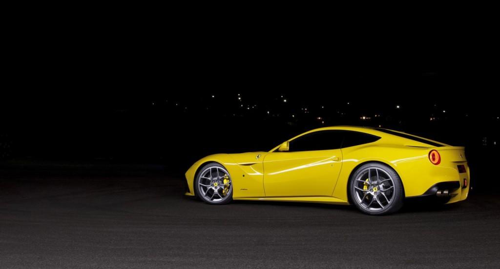 Image: 2013 Ferrari F12 Berlinetta by Novitec Rosso, size ...
