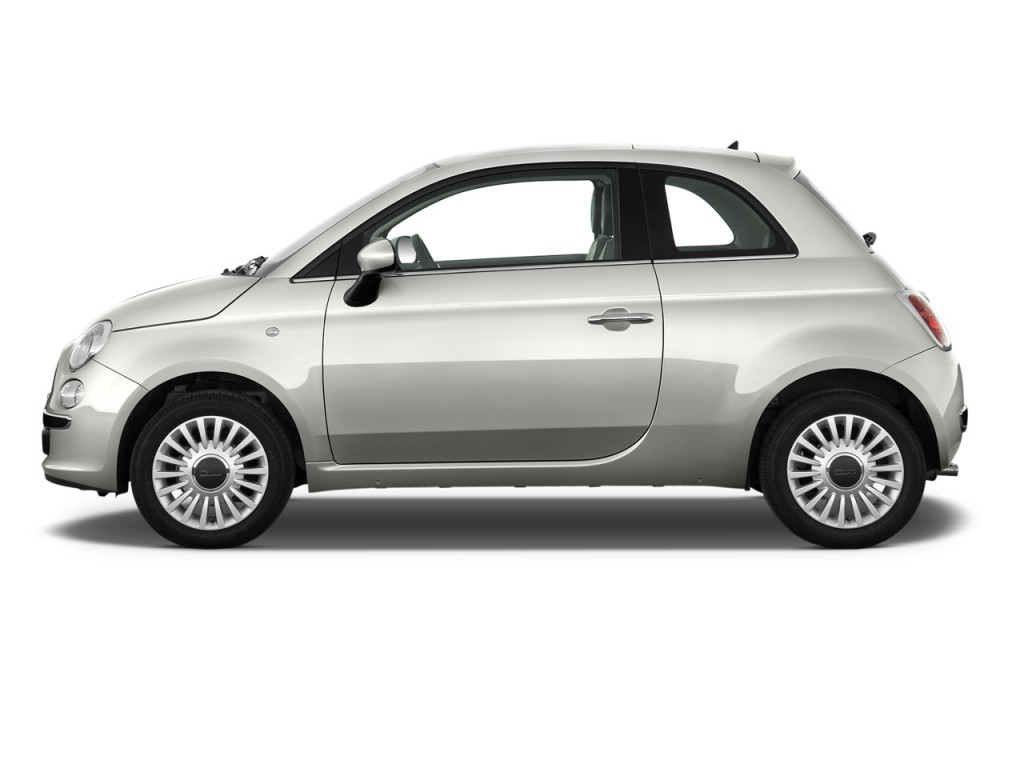 image 2013 fiat 500 2 door hb lounge side exterior view size 1024 x 768 type gif posted on. Black Bedroom Furniture Sets. Home Design Ideas