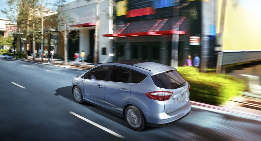 2013 Ford C-Max Energi Priced From $29,995*