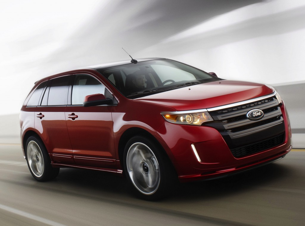 2011-2013 Ford Edge investigated for persistent 'door ajar' warning