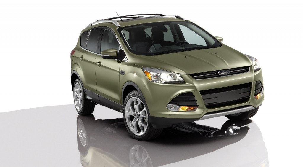 2013 Ford Escape, 2013-2014 Focus ST Recalled To Fix Electrical Glitch Linked To Stalling