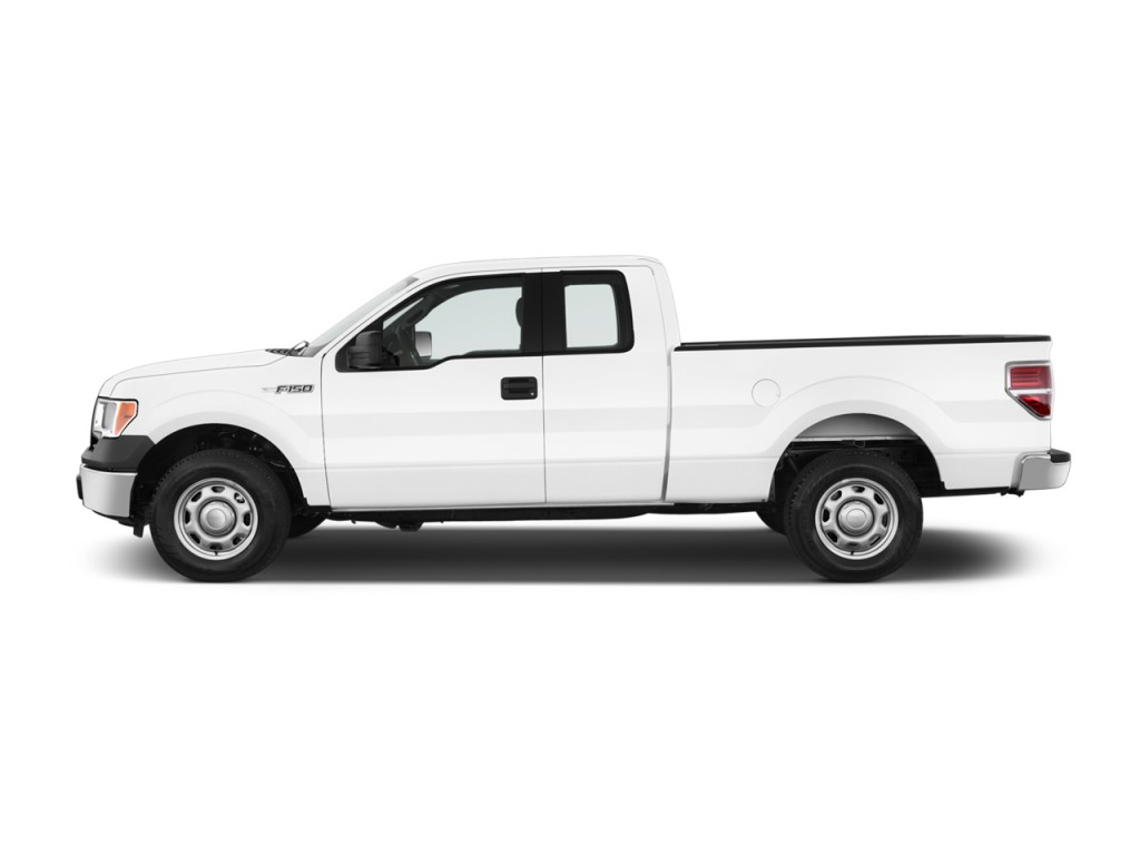 image 2013 ford f 150 2wd supercab 145 xl side exterior view size 1024 x 768 type gif. Black Bedroom Furniture Sets. Home Design Ideas