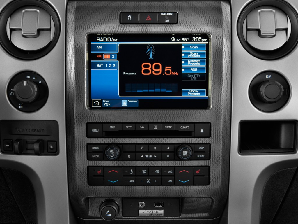 Image 2013 Ford F 150 4wd Supercab 133 Quot Svt Raptor Audio