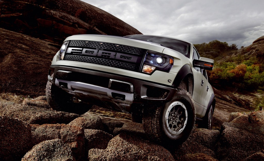 2013 Ford F-150 SVT Raptor