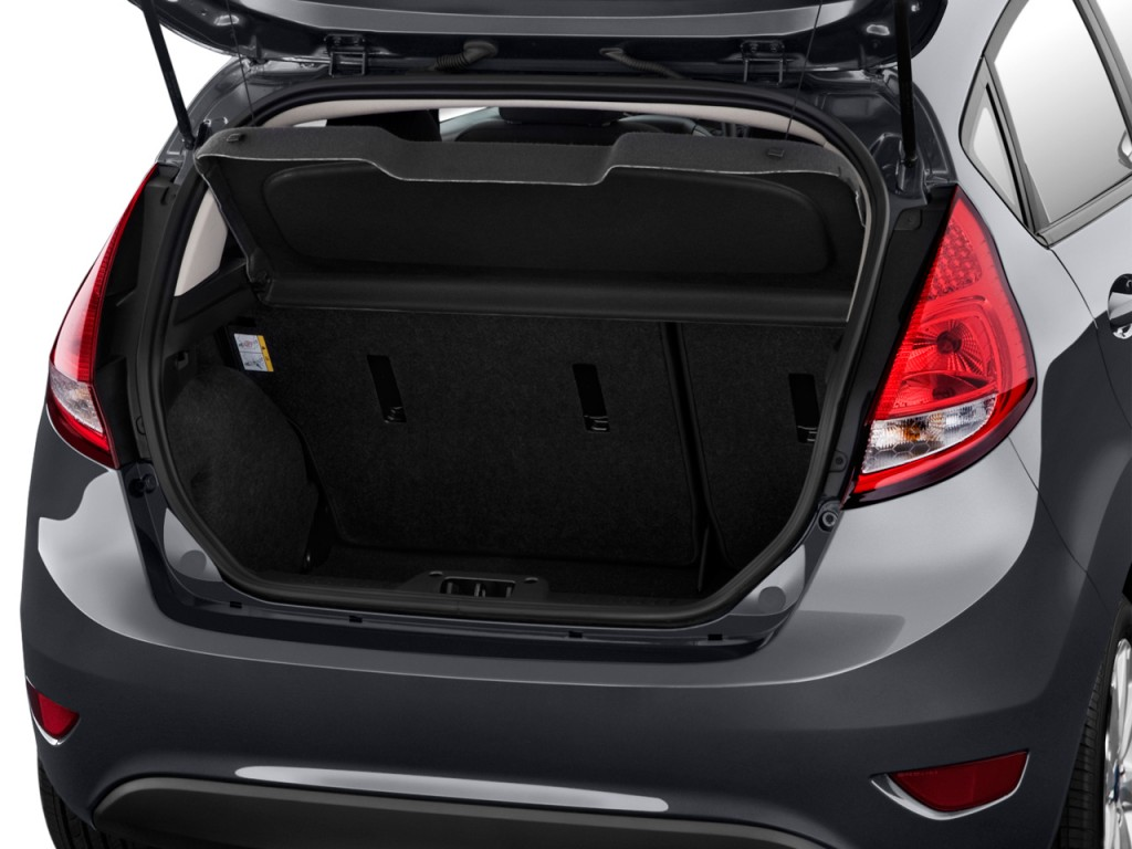 Image 2013 Ford Fiesta 5dr Hb Se Trunk Size 1024 X 768
