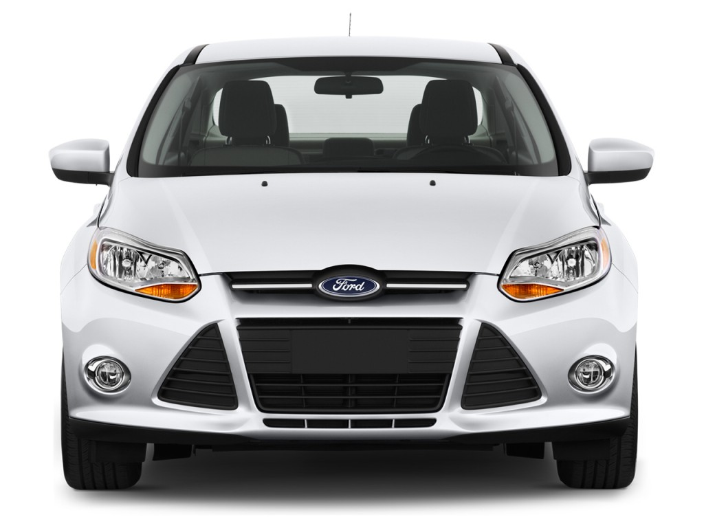 Image 2013 Ford Focus 4 Door Sedan Se Front Exterior View