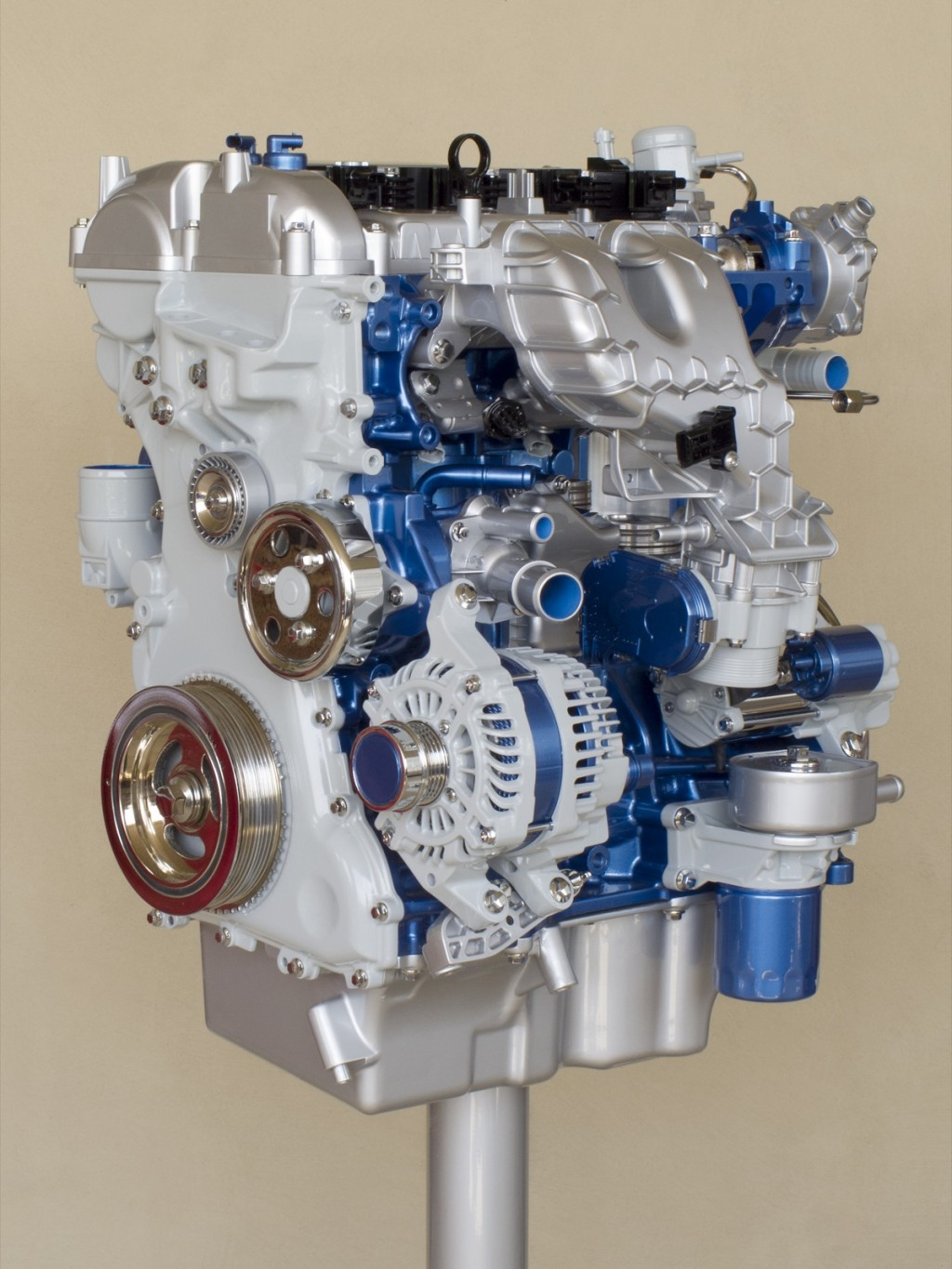 2013 Ford Focus ST  -  2.0T EcoBoost engine