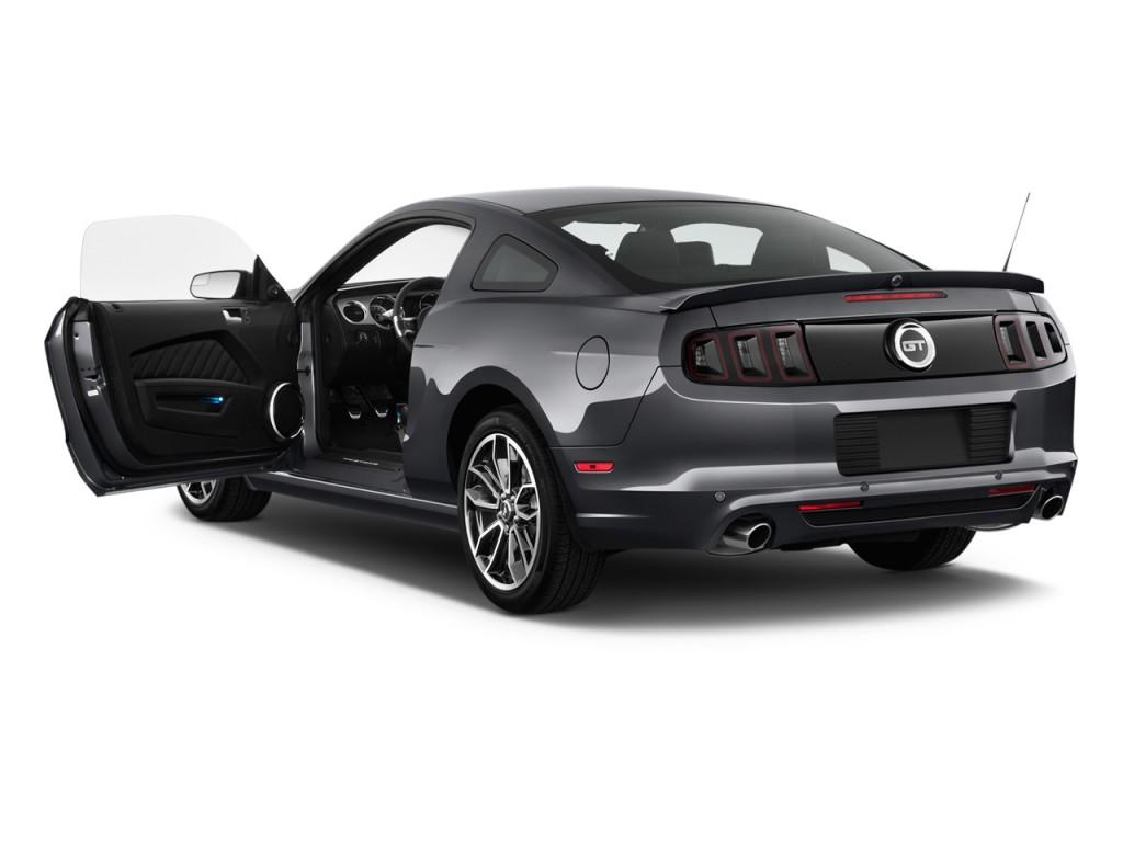 Image 2013 Ford Mustang 2 Door Coupe Gt Premium Open