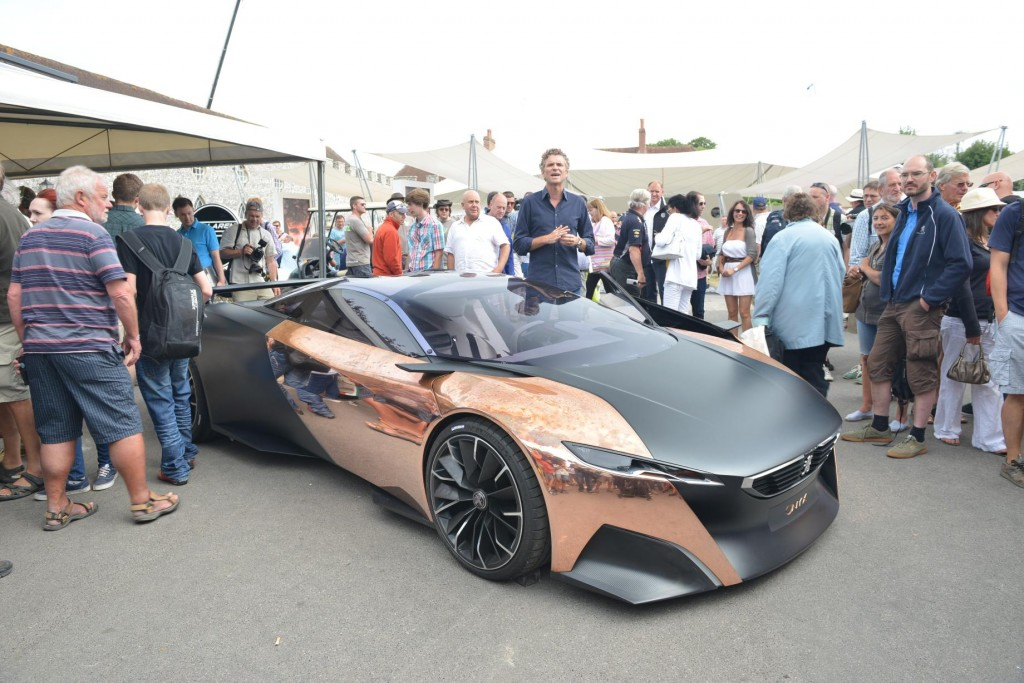 2013 Goodwood Festival of Speed lineup