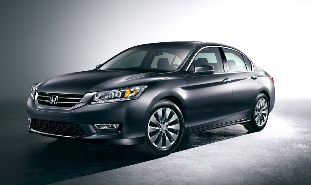2013 Honda Accord: At 34 MPG, Would You Rather Have A V-6?