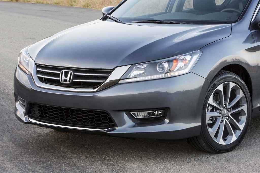 2013 Honda Accord Attention To GForces Yields A Better CVT
