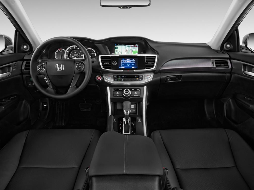 Image 2013 Honda Accord Sedan 4 Door V6 Auto Ex L Dashboard Size 1024 X 768 Type Gif