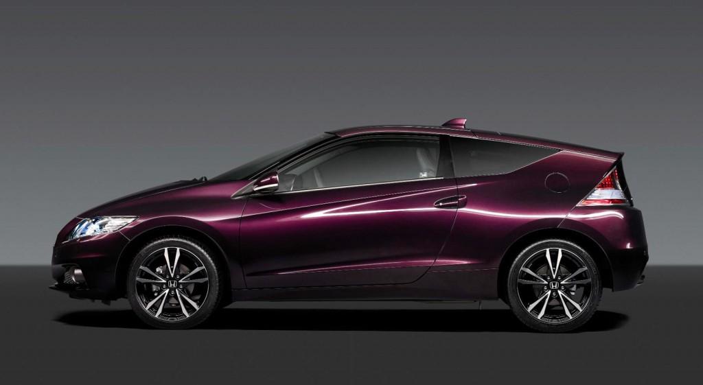 2013 Honda CR-Z (European spec)