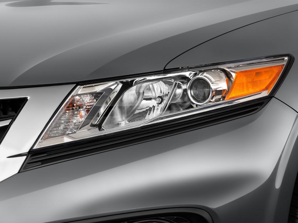 2013 Honda Crosstour 2WD I4 5dr EX-L Headlight