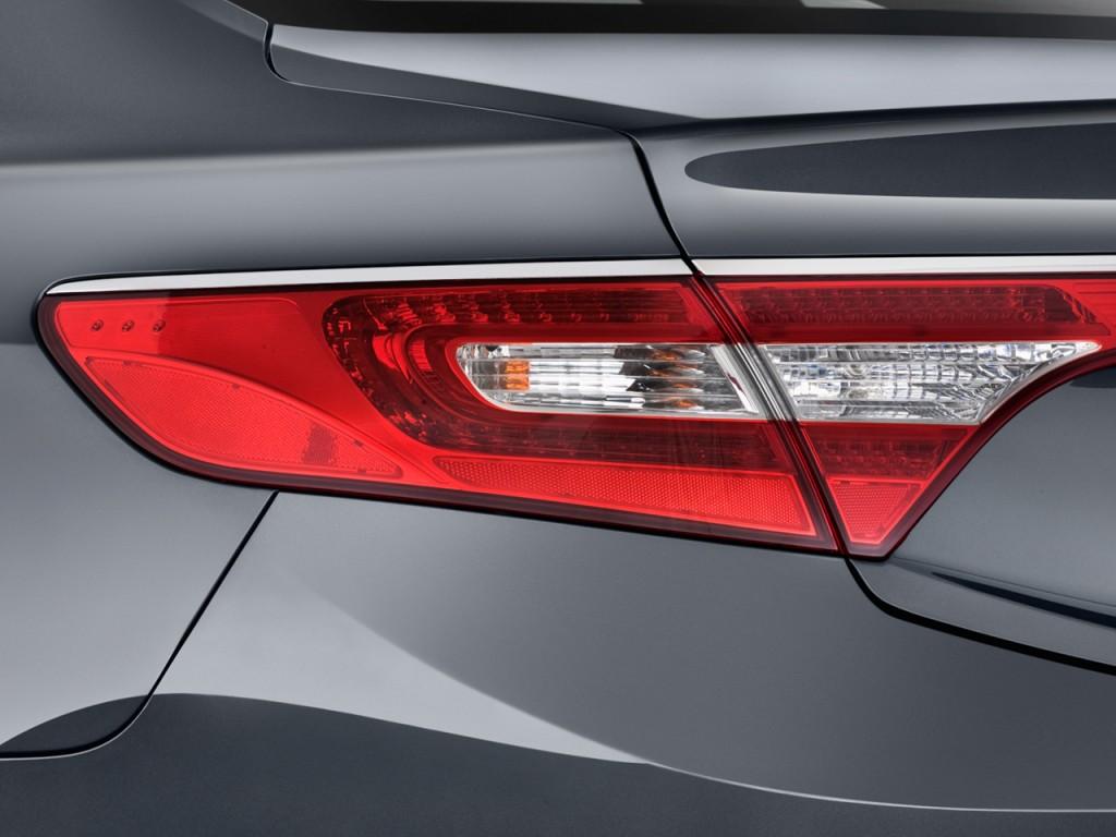 Image 2013 Hyundai Azera 4 Door Sedan Tail Light Size