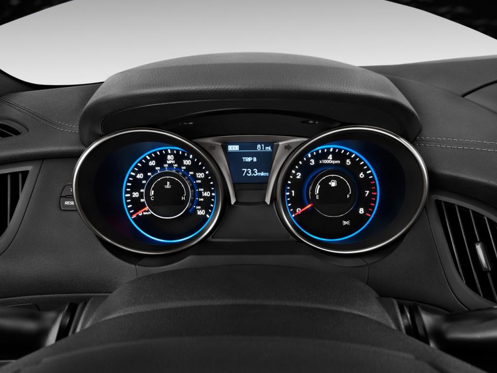 Image 2013 Hyundai Genesis Coupe 2 Door I4 2 0t Auto