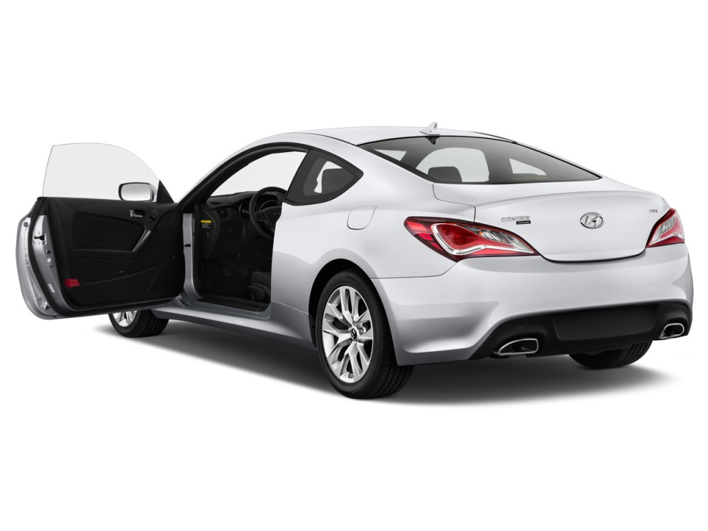 Image 2013 Hyundai Genesis Coupe 2 Door I4 2 0t Auto Open
