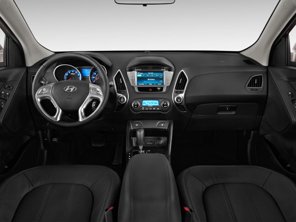 Image 2013 Hyundai Tucson Fwd 4 Door Auto Limited