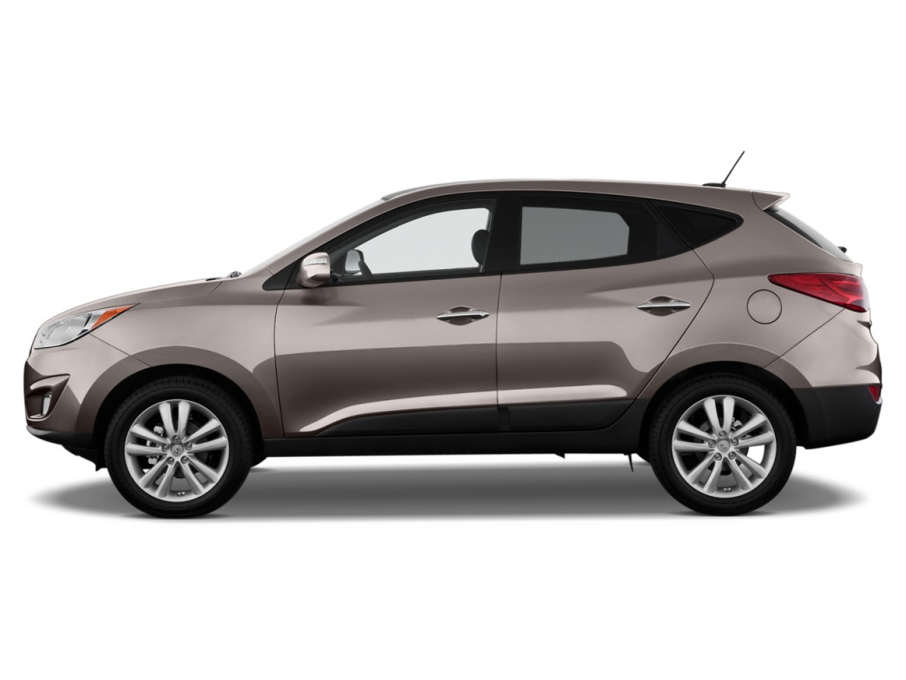 Image 2013 Hyundai Tucson Fwd 4 Door Auto Limited Side Exterior View Size 1024 X 768 Type