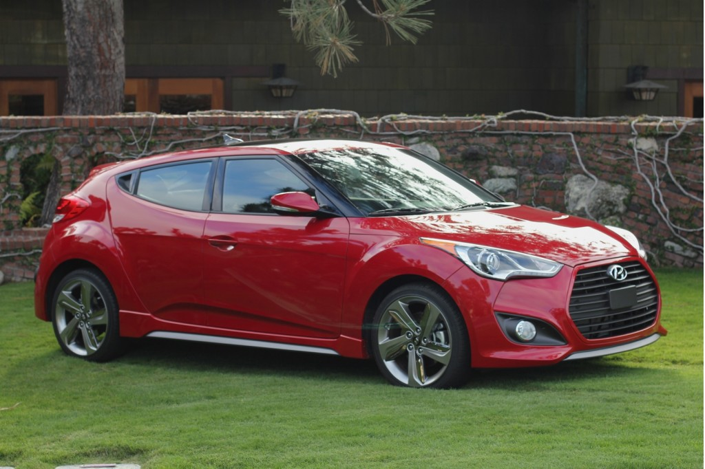 image 2013 hyundai veloster turbo first drive san diego ca june 19 2012 size 1024 x. Black Bedroom Furniture Sets. Home Design Ideas