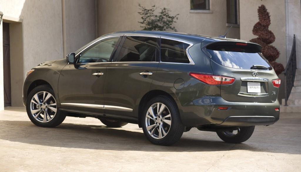 2013 Infiniti JX Reviewed, Lamborghini Urus, Black Boxes: Car News Headlines