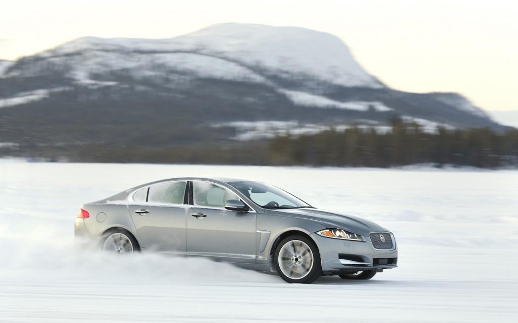 2013 Jaguar XF Preview
