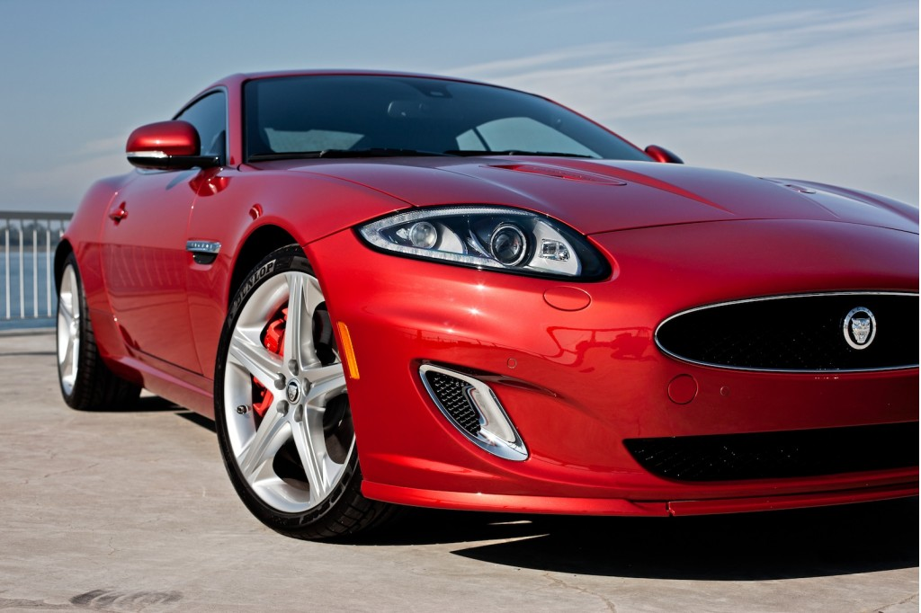 2013 Jaguar XK Preview