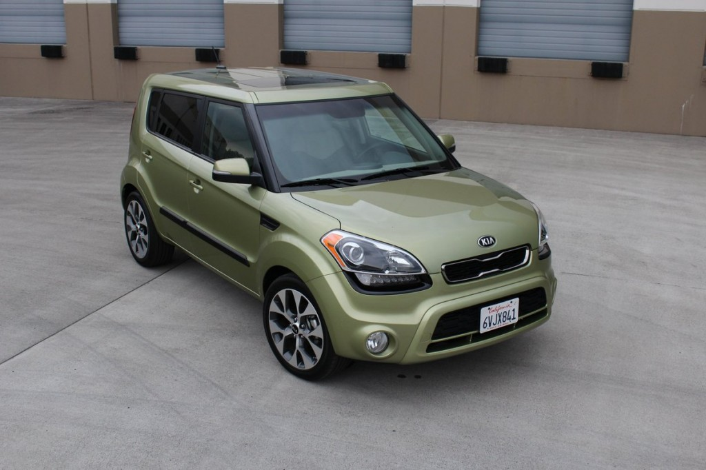 2013 Kia Soul Exclaim  -  Driven, August 2013
