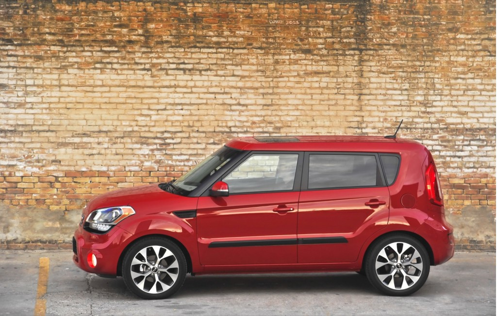 2010-2013 Kia Soul Recalled To Fix Structural Flaw