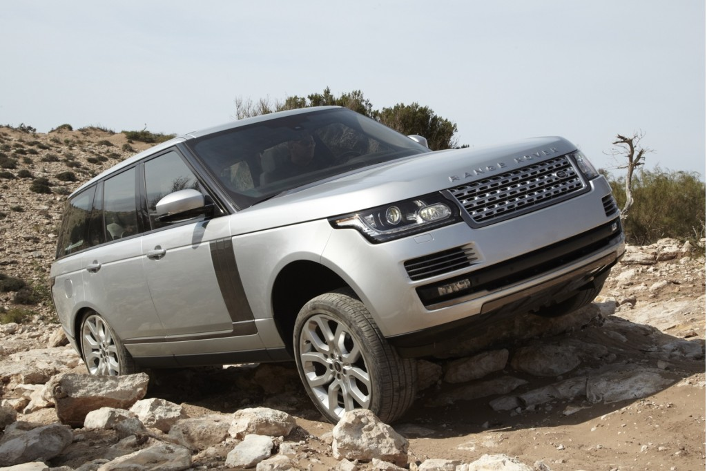 Range Rover 2025 Free Hd Wallpapers
