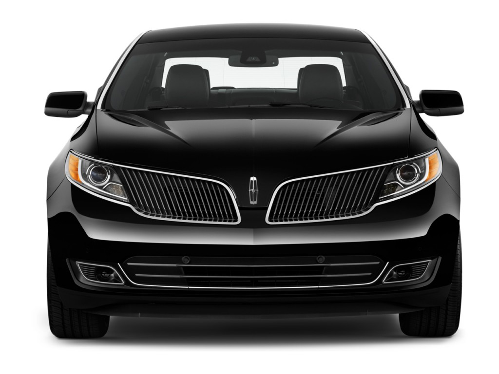 2013 Lincoln MKS 4-door Sedan 3.7L FWD Front Exterior View