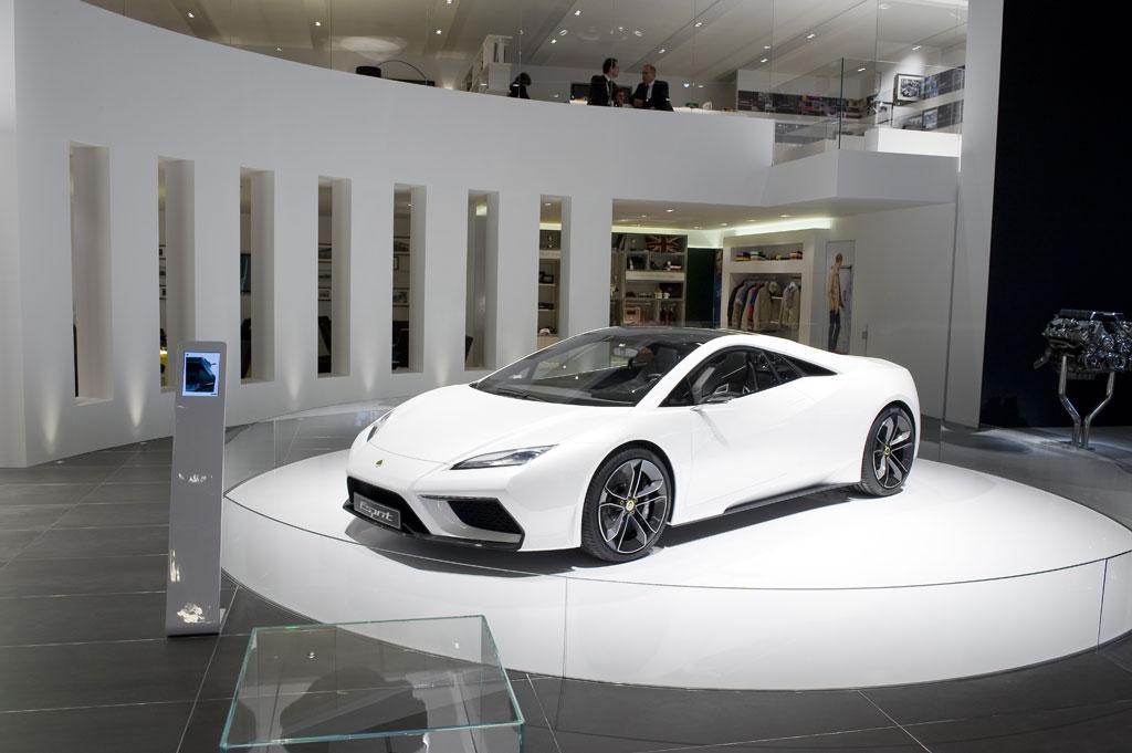 Jeep Concept 2016 >> New Lotus Esprit Is Dead