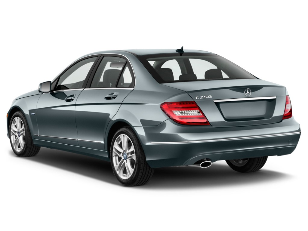 image 2013 mercedes benz c class 4 door sedan c250 luxury
