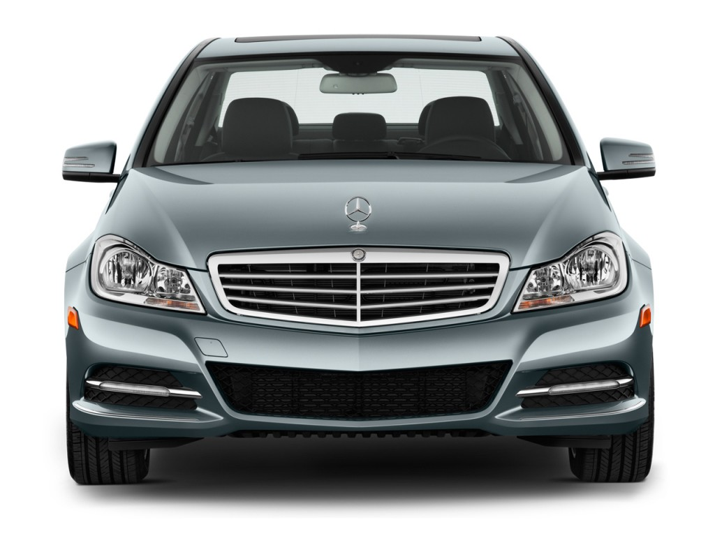 Image 2013 mercedes benz c class 4 door sedan c250 luxury for 2013 mercedes benz c350