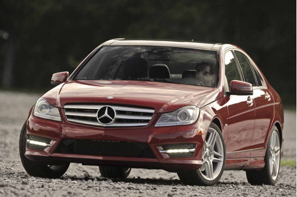 2013 Mercedes-Benz C Class Sedan