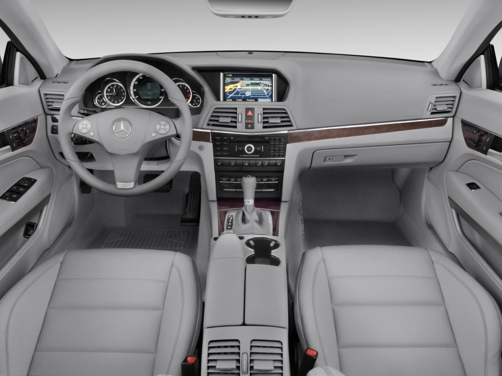 Image 2013 mercedes benz e class 2 door cabriolet e350 for Mercedes benz dashboard