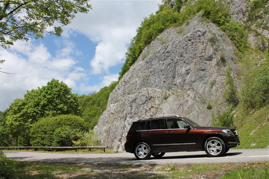 2013 Mercedes-Benz GLK 250 BlueTEC
