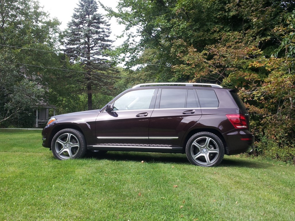 image 2013 mercedes benz glk 250 bluetec 4matic catskill. Black Bedroom Furniture Sets. Home Design Ideas
