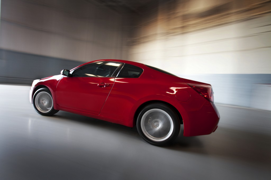 2013 Nissan Altima Coupe: It's Back, But For How Long?