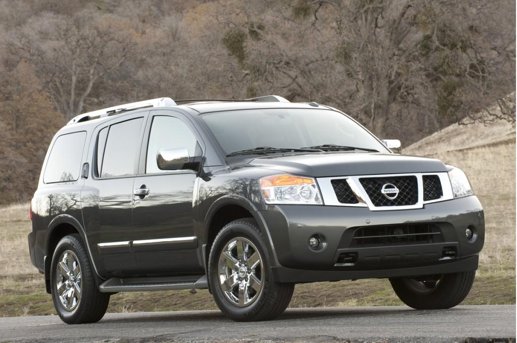 2013 Nissan Armada