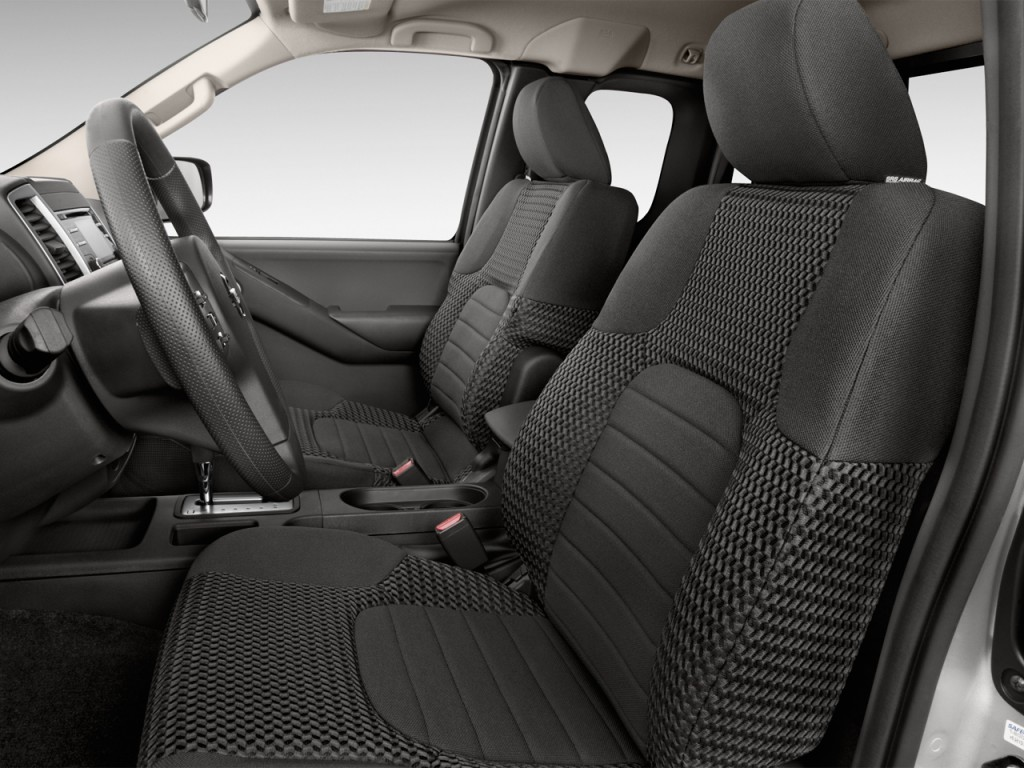 image 2013 nissan frontier 2wd king cab i4 auto sv front seats size 1024 x 768 type gif. Black Bedroom Furniture Sets. Home Design Ideas