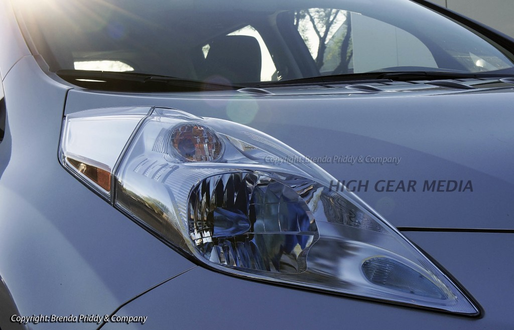 2013 Nissan Leaf Spy Shots