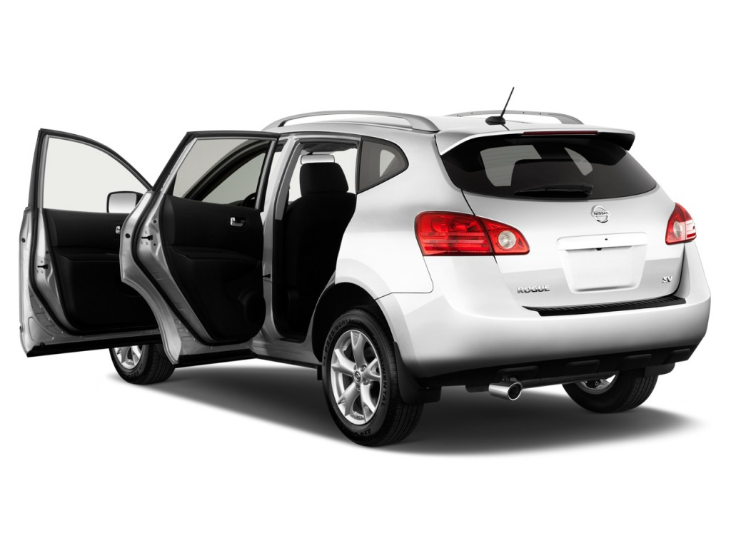 image 2013 nissan rogue fwd 4 door sv open doors size 1024 x 768 type gif posted on. Black Bedroom Furniture Sets. Home Design Ideas
