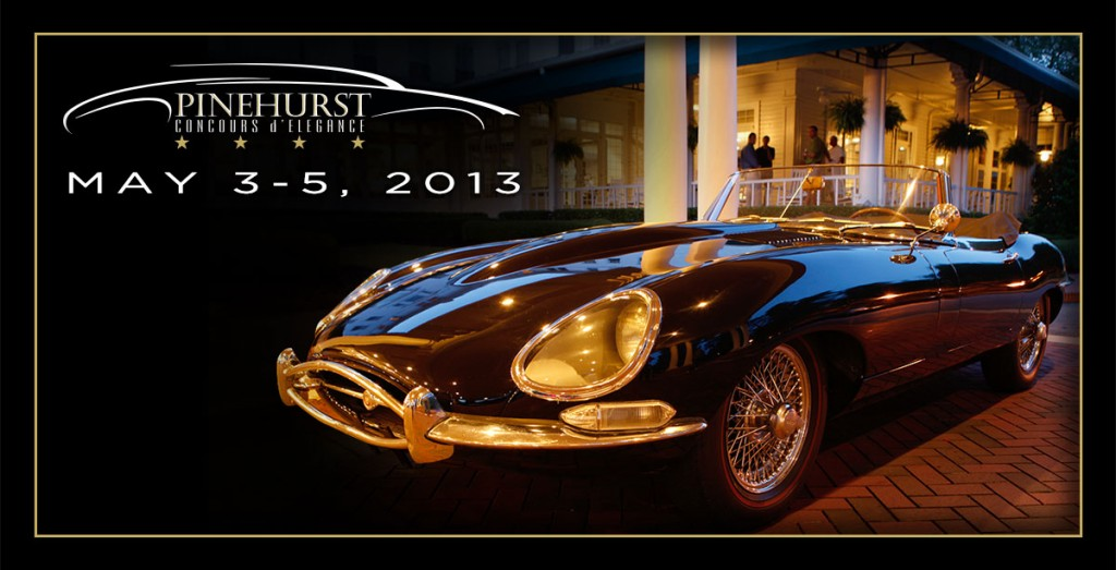 2013 Pinehurst Concours d'Elegance